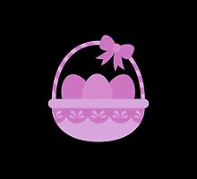 Put all your eggs in one basket. by ash-a