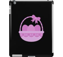 Put all your eggs in one basket. iPad Case/Skin