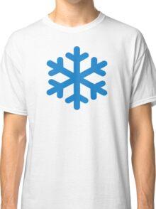 Blue snow Classic T-Shirt