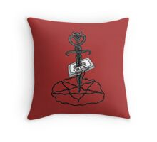 Gore Cyst  Throw Pillow