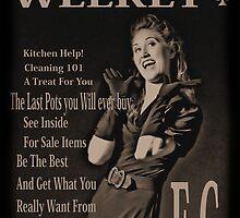 women's weekly by Earhart Chappel Inc.   IPA