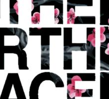 SADBOYS WINTER WORKS BLACK EDITION Sticker