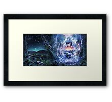From The Broken Grow The Saved Framed Print
