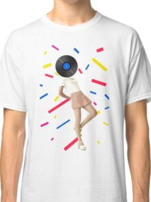 Color Chaos Collection -- The Party Never Ends Classic T-Shirt