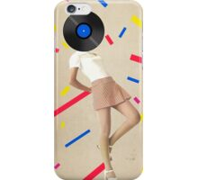 Color Chaos Collection -- The Party Never Ends iPhone Case/Skin
