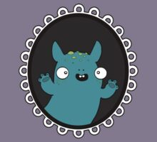 Ovel the Beastlie in a Frame Kids Clothes