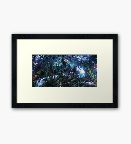 In This Silence, In This Wave 2013 Framed Print