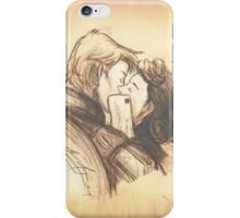 It Might Have Been - [Cap x Peggy] iPhone Case/Skin