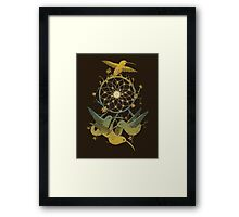 Dreamcatching Framed Print