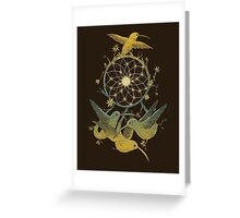 Dreamcatching Greeting Card