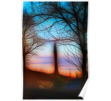 Wainhouse Tower - Abstract Poster
