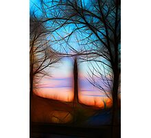 Wainhouse Tower - Abstract Photographic Print