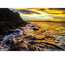 Goldie Rocks .... Photographic Print