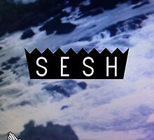 TEAMSESH DIGITAL OCEAN *SESH* by realrealshanks