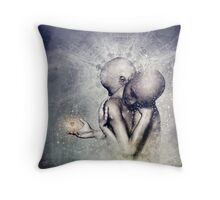 Souvenirs We Never Lose Throw Pillow