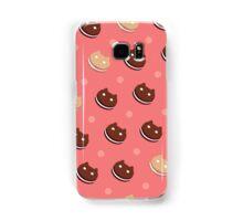 Cookie Cat Samsung Galaxy Case/Skin