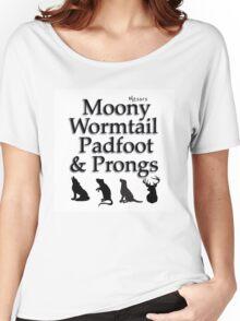 Marauders Harry Potter design Women's Relaxed Fit T-Shirt