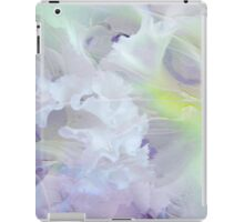 Light Touch of Tenderness. Petals Abstract iPad Case/Skin