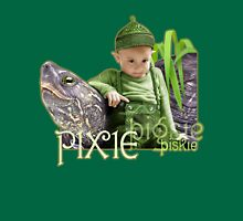 Green Pixie Womens Fitted T-Shirt