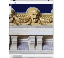 Faces of Theater iPad Case/Skin