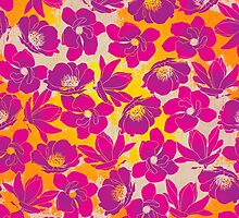Magnolia by jennartdesigns