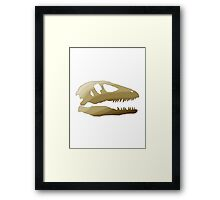 Dinosaurs Are Cool Framed Print