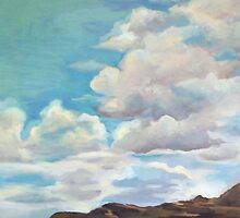 Santa Fe Sky by Loretta  Weeks