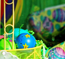 Easter Display Sticker
