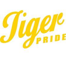 Tiger Pride! 3 Photographic Print
