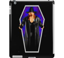 The Undertaker - Coffin iPad Case/Skin