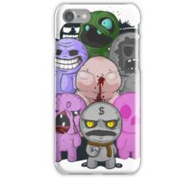 7 Deadly Sins Isaac iPhone Case/Skin