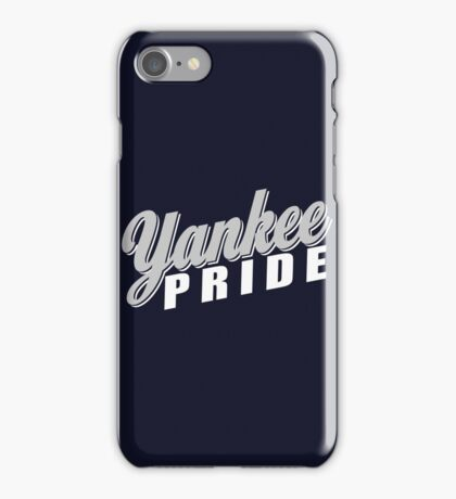 Yankee Pride iPhone Case/Skin