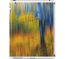 In the Golden Woods. Impressionism iPad Case/Skin
