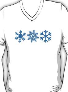 Three snowflakes T-Shirt