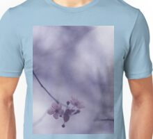 Tree blossom flowers on spring day in Spain Hasselblad square medium format film analogue photography Unisex T-Shirt