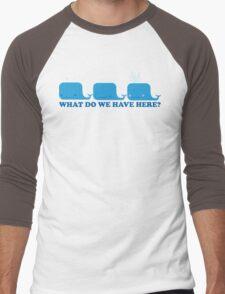 Whale whale whale Men's Baseball ¾ T-Shirt