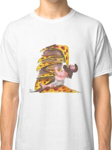 The Leaning Tower of Pizza Classic T-Shirt