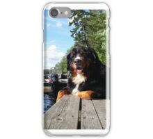 Rufus Challenge iPhone Case/Skin