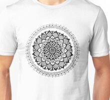 Sunflower Circus - Mandala Design Unisex T-Shirt