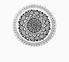Sunflower Circus - Mandala Design Unisex T-Shirt