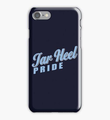 Tar Heel Pride! iPhone Case/Skin