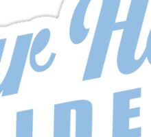 Tar Heel Pride! Sticker