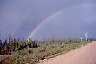 Double Rainbow by Allen Lucas