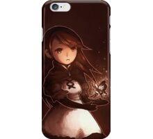 Bravely Default fLYING fAIRY iPhone Case/Skin