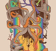 A Fragmented Reality by Norman Duenas