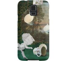 Mad Tea Party: The aftermath Samsung Galaxy Case/Skin
