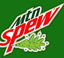 """Mtn Spew"" - Mountain Dew Parody by Mrmasterinferno"