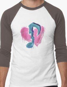 Paint Splatter - Sonata Dusk Men's Baseball ¾ T-Shirt