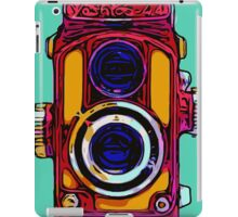 Twin lens camera iPad Case/Skin