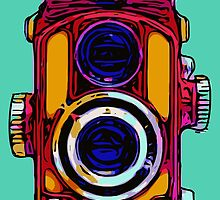 Twin lens camera by chyworks